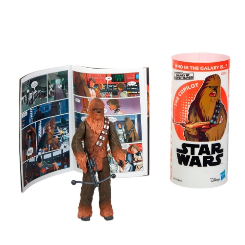 Chewbacca Star Wars Galaxy of Adventure Action Figure