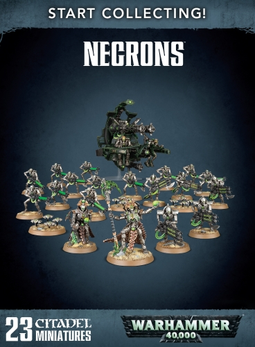 Necrons - Start Collecting!