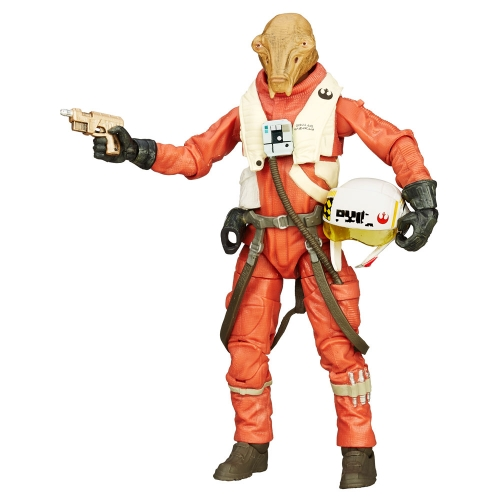 X-Wing Pilot Asty Episode VII Actionfigur
