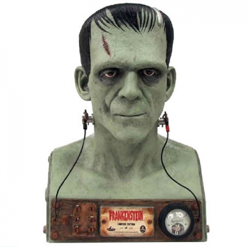 Universal Monsters Frankenstein 1/1 VFX Büste 41 cm