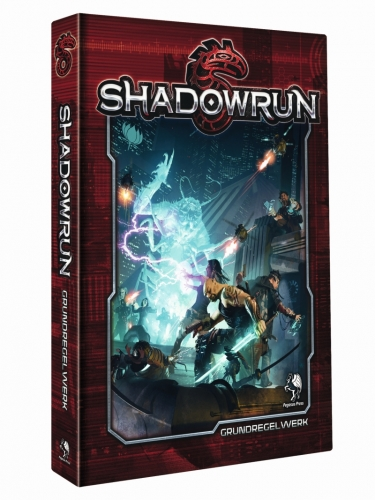 Shadowrun Regelbuch, 5. Edition (Hardcover)