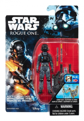 Imperial Ground Crew (Rogue One) Star Wars Universe Actionfigur 10 cm 2016