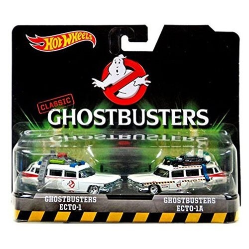 Ghostbusters Retro Series 1:64 Scale Diecast 2-Pack