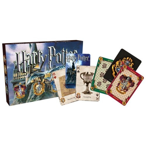 Harry Potter Matchbox Playing Card Set