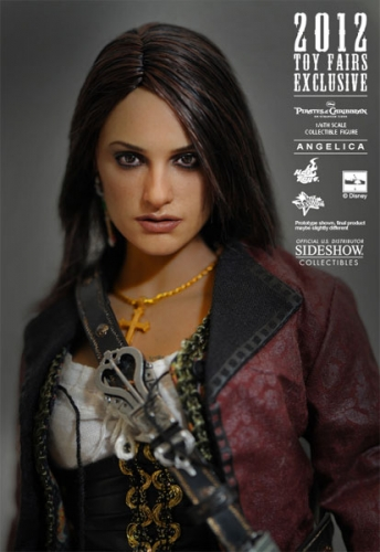 Angelica Pirates of the Caribbean: On Stranger Tides 1/6 Actionfigur 30 cm