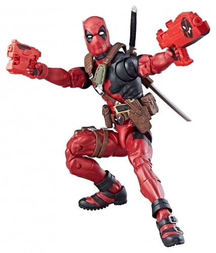 Marvel Legends Series Deadpool 30 cm Actionfigur