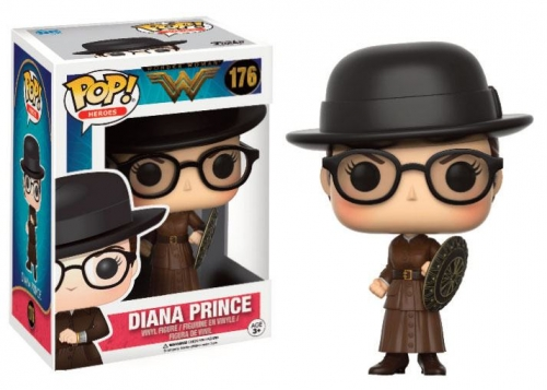 Wonder Woman Movie POP! Heroes Vinyl Figur Diana Prince 9 cm