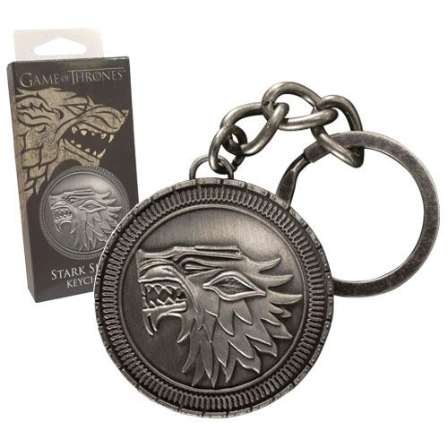 Game of Thrones Metall Schlüsselanhänger Stark Shield