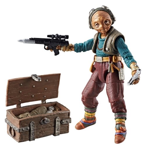 Maz Kanata Episode VIII Actionfigur