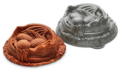 Sleeping Dragon Cake Pan (Kuchenform)