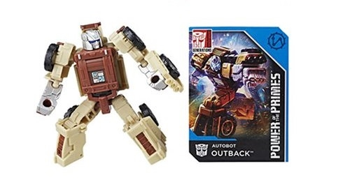 Transformers Generations Power of the Primes Legends Autobot Outback