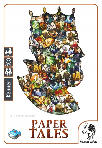 Paper Tales (Frosted Games)