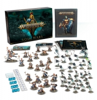 Warhammer Age of Sigmar: Soul Wars Spielset Deutsche Version