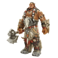 Warcraft Durotan Big Size Deluxe Actionfigur - Blizzcon 2015 Exclusive