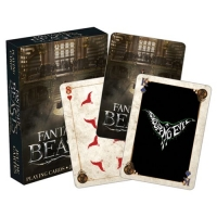 Fantastic Beasts and Where to Find Them Playing Cards