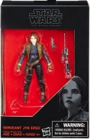 Star Wars Jyn Erso (Rogue One) Black Series Actionfiguren 10 cm 2016