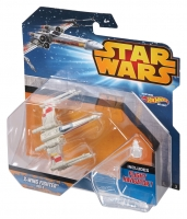Star Wars Hot Wheels X-Wing Fighter Red 3