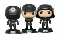 Star Wars POP! Vinyl Figuren 3er-Pack Gunner, Officer & Trooper 9 cm