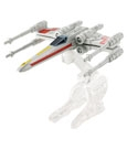 Star Wars Hot Wheels X-Wing Fighter Red 5