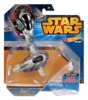 Star Wars Hot Wheels Boba Fett's Slave I