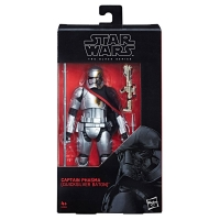 Captain Phasma (Quicksilver Baton) Actionfigur Exclusive