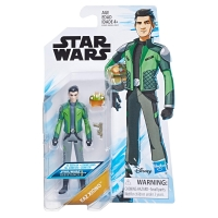 Star Wars: Resistance Animated Series 3.75-inch Kaz Xiono Figure