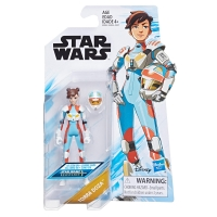 Star Wars: Resistance Animated Series 3.75-inch Torra Doza Figure