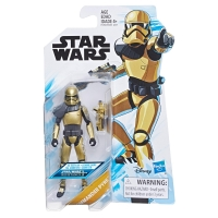 Star Wars: Resistance Animated Series 3.75-inch Commander Pyre Figure