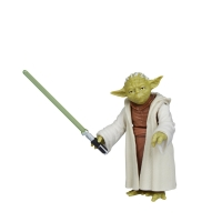 Yoda Star Wars Galaxy of Adventure Action Figure