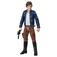 Han Solo Star Wars Galaxy of Adventure Action Figure