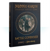 Battle Companies Expansion-Book - English