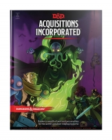 D&D: Adventure Acquisitions Incorporated EN (HC)