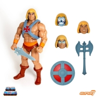 Masters of the Universe Classics Actionfigur Club Grayskull Ultimate He-Man 18 cm