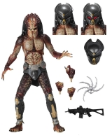 Predator 2018 Ultimate Actionfigur Fugitive Predator (Lab Escape) 20 cm