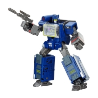 Transformers Bumblebee Greatest Hits Actionfigur Soundwave & Doombox 23 cm