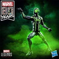 Marvel Legends 80th Anniversary Big Time Spider-Man 6-Inch Action Figures Exclusive