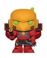 Warhammer 40K POP! Games Vinyl Figur Blood Angels Assault Marine 9 cm
