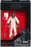 Star Wars Admiral Ackbar Black Series Actionfiguren 10 cm 2016