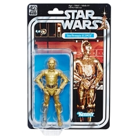 C-3PO (Episode IV) 40th Anniversary Actionfigur 15 cm