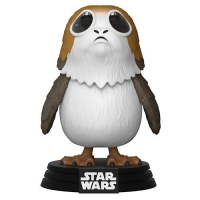 Star Wars: The Last Jedi POP! Vinyl Wackelkopf-Figur Porg