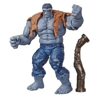 Marvel Legends 80th Anniversary Grey The Incredible Hulk 6-Inch Action Figures Exclusive