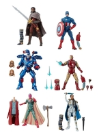 Avengers Marvel Legends Series Wave 3 2019 Actionfiguren 15 cm Sortiment