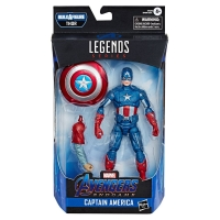 Captain America Actionfigur - Avengers Endgame Marvel Legends
