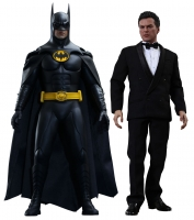 Batman & Bruce Wayne Movie Masterpiece 1/6 Actionfigur Batmans Rückkehr