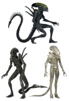 Aliens Serie 7 Set (3) Actionfiguren 23 cm