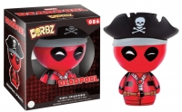Deadpool Pirate Dorbz Vinyl Figur 8 cm