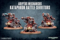 Adeptus Mechanicus - Kataphron Battle Servitors