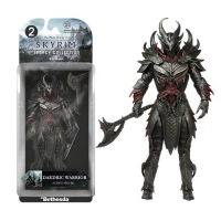 The Elder Scrolls V Skyrim Daedric Warrior Legacy Collection Actionfigur 15 cm