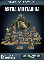 Astra Militarum - Start Collecting!