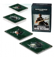 Astra Militarum - Datakarten *Deutsche Version*